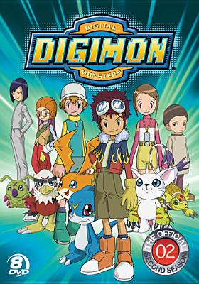 OFFICIAL DIGIMON ADVENTURE SET:SSN 2 BY DIGIMON (DVD)