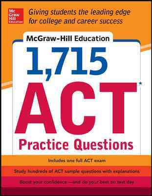 1,715 Act Practice Questions By Johnson, Drew